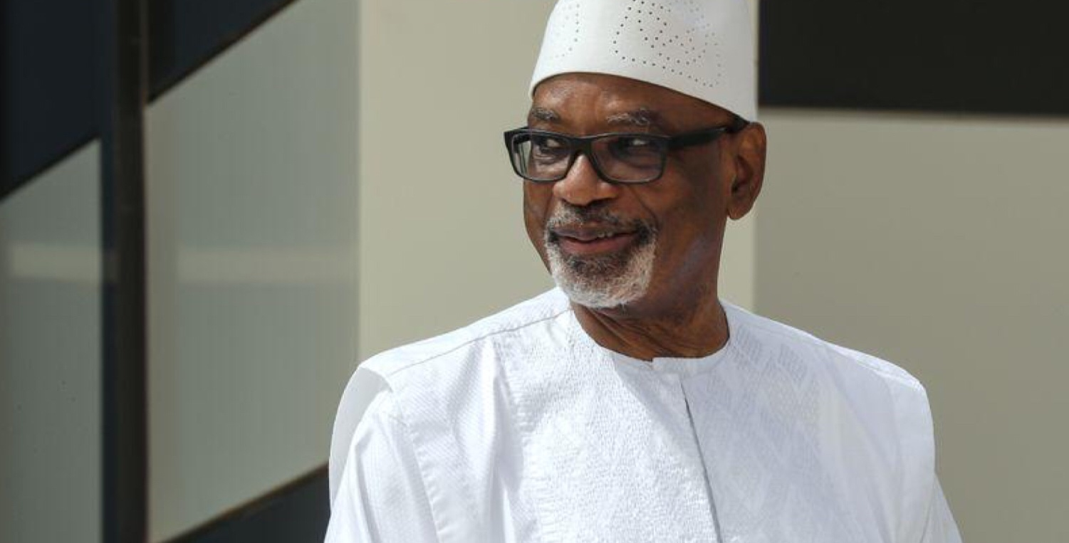 France calls for Mali opposition leader release