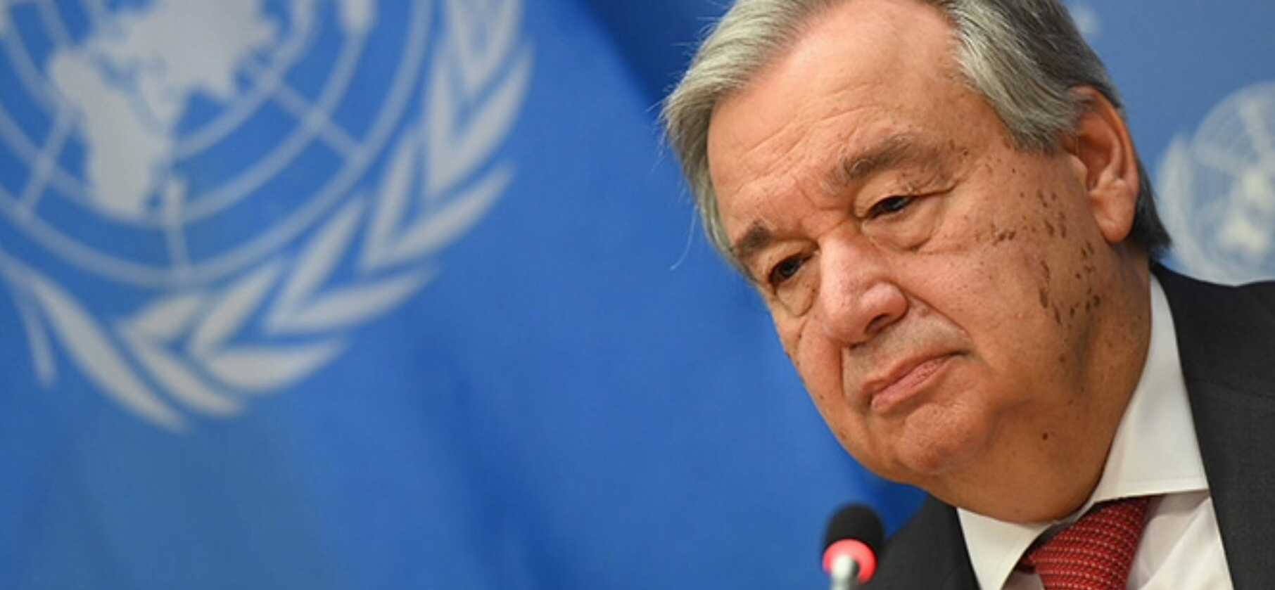 Guterres on foreign interference in Libya