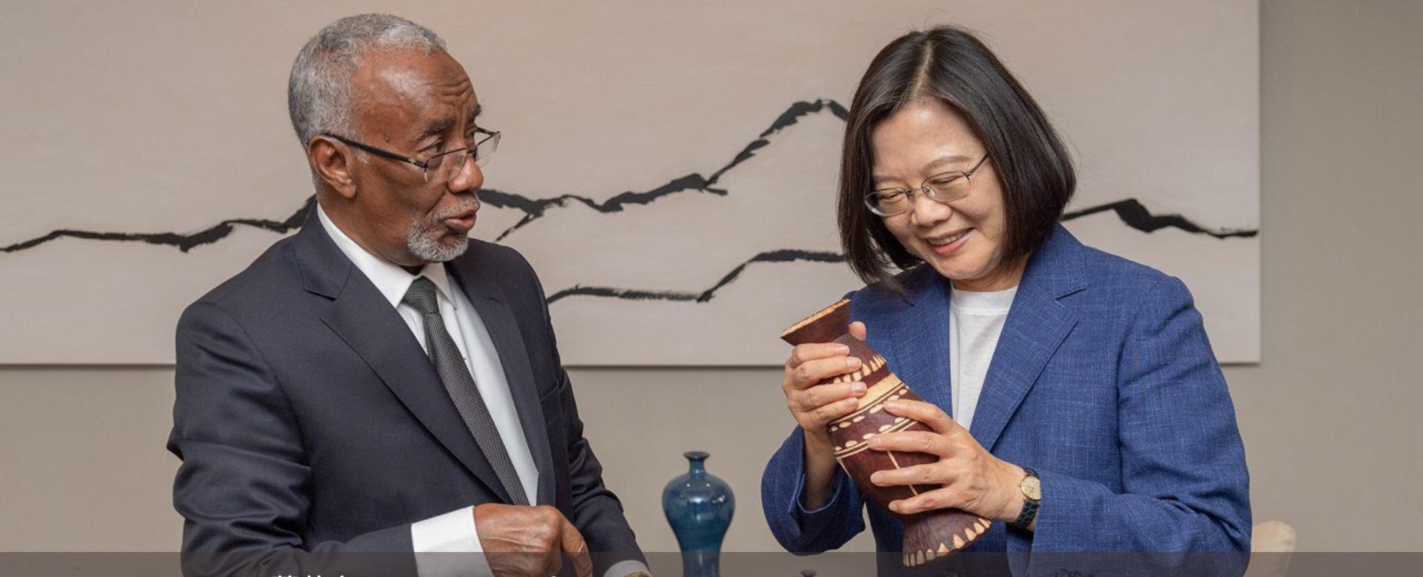 Taiwan-Somaliland diplomatic ties