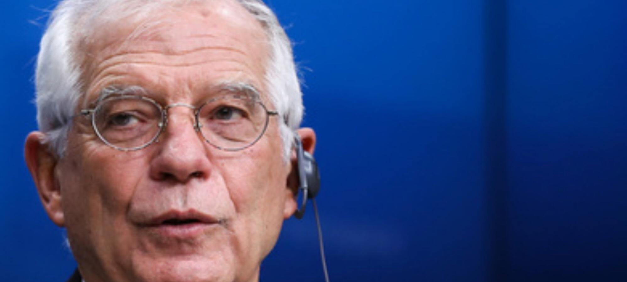 Libya: Borrell on foreign interfiernece
