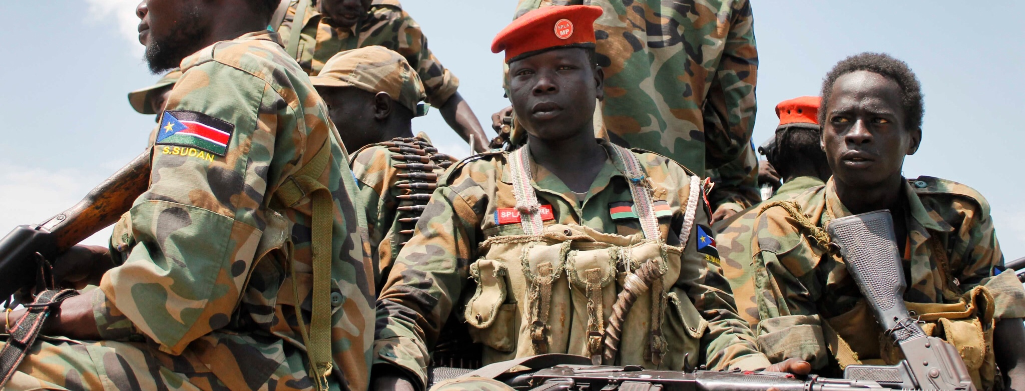 South Sudan: scores killed in disarmament operation