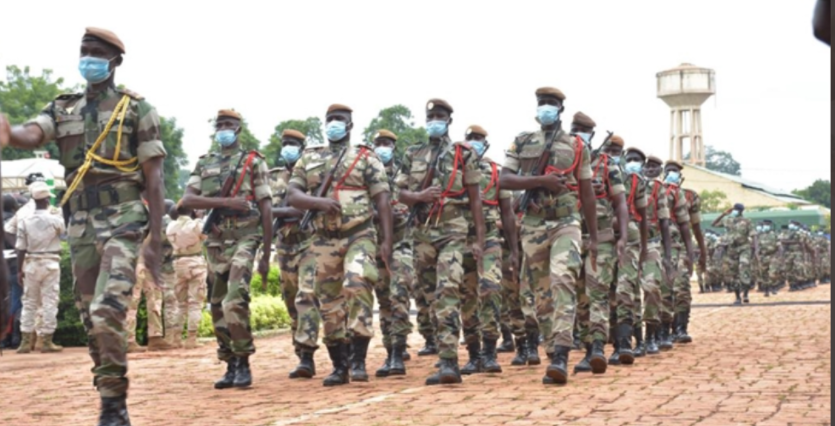 Mali ex-dictator state funeral