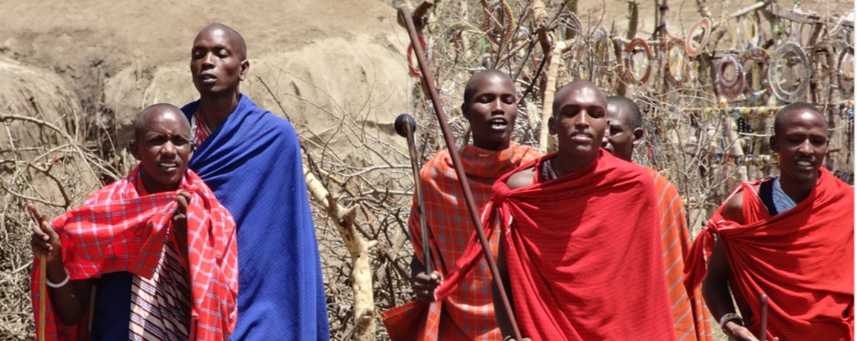 Maasai: from Warriors to Elders