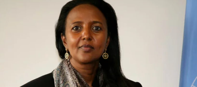 Kenyan aims at WTO top job
