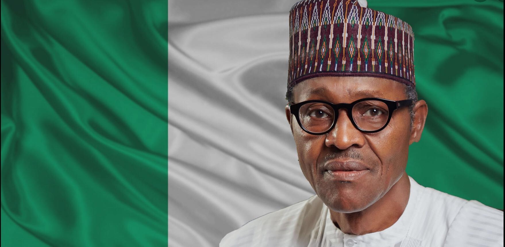 "President Buhari ""detached"" speech"