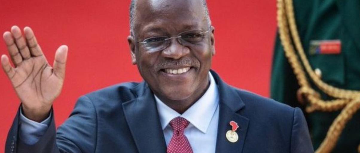 Tanzania: Magufuli celebrates victory