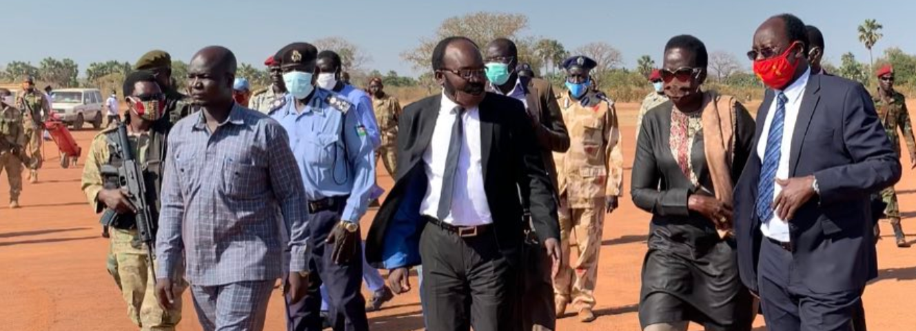 South Sudan peace accord impeded