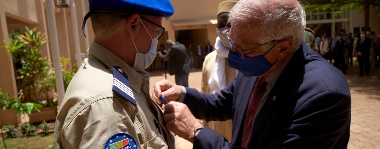 Borrell: Sahel pivotal moment