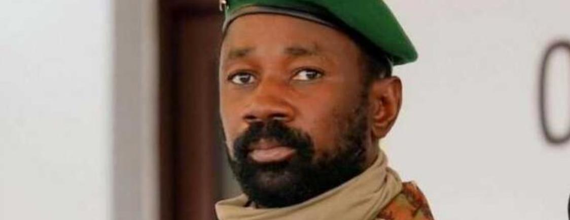 Mali: Colonel Goïta declared President