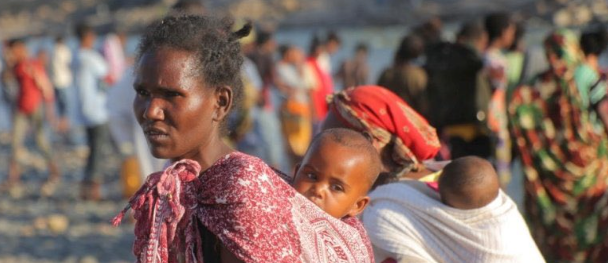 Tigray on brink of famine