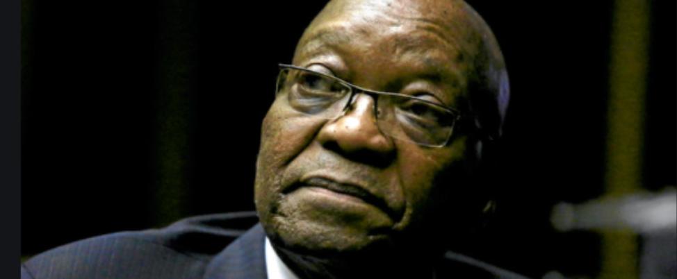 Zuma in prison in KwaZulu-Natal
