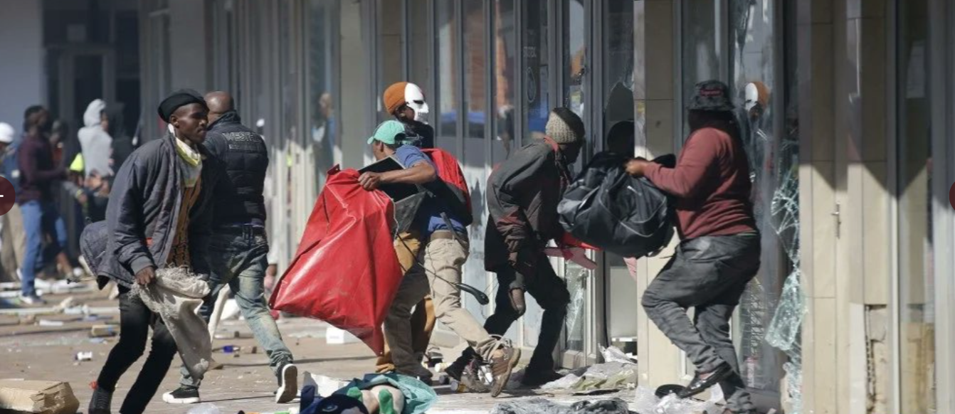 South Africa: 30 deaths among looters
