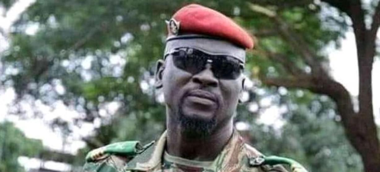Guinea: Colonel Doumbouya ascends power