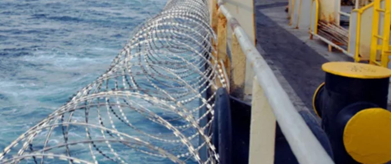 Gulf of Guinea: Russian anti-piracy drills